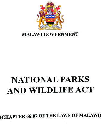National Parks & Wildlife Act (2017)